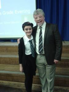 Me and Simon Weston!