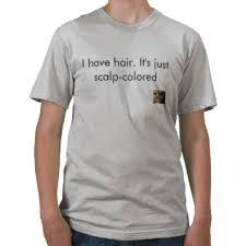 scalp hair